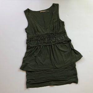 Max Studio Tank Top & Mini Skirt Set Size XS